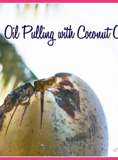 Oil Pulling with Coconut Oil