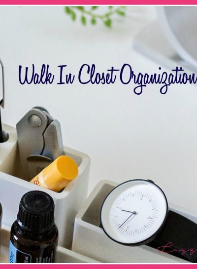 Walk In Closet Organization Like A Pro