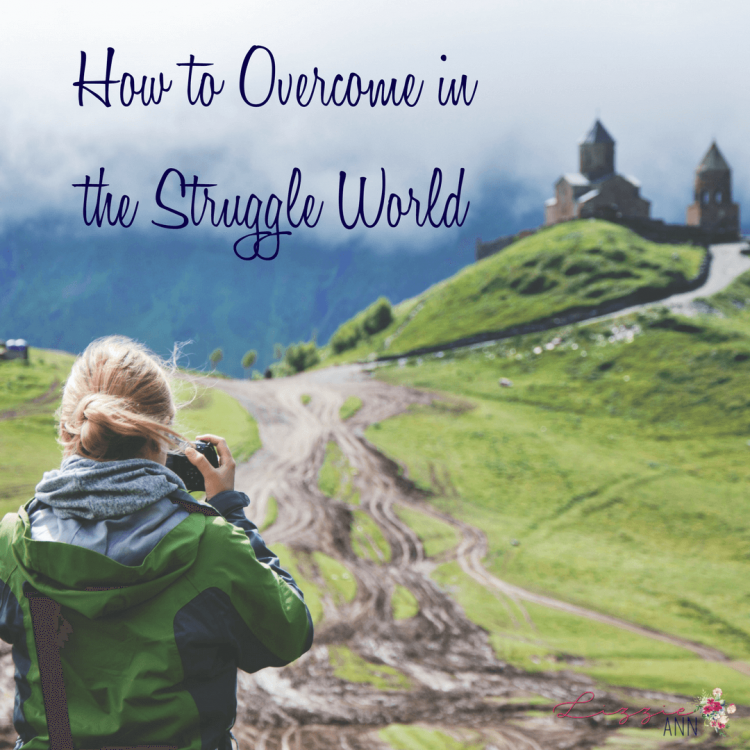 How to Overcome in the Struggle World