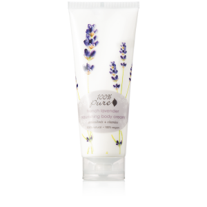 100% Pure French Lavender Nourishing Body Cream