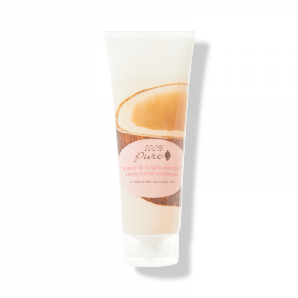 100% Pure Honey & Virgin Coconut Shampoo
