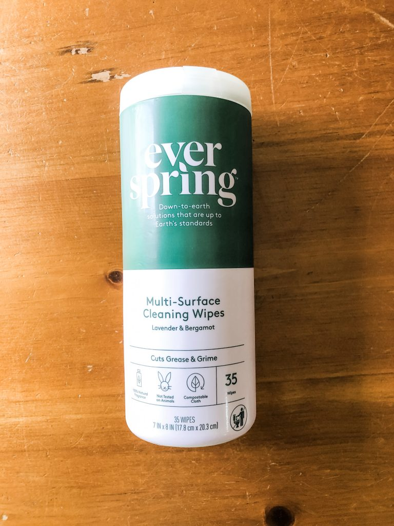 Ever Spring Cleaning Wipes
