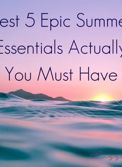 Best 5 Epic Summer Essentials Actually You Must Have