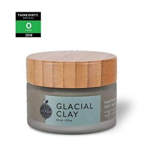 JUSU Body Glacial Clay Purifying Face Mask