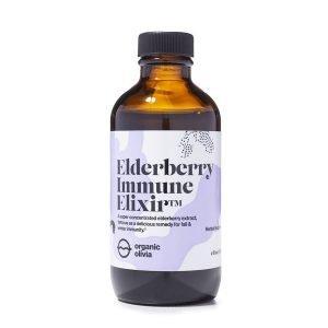 Elderberry Immune Elixir